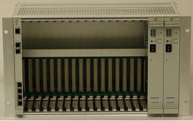 4000 17 Slot 6U cardframe