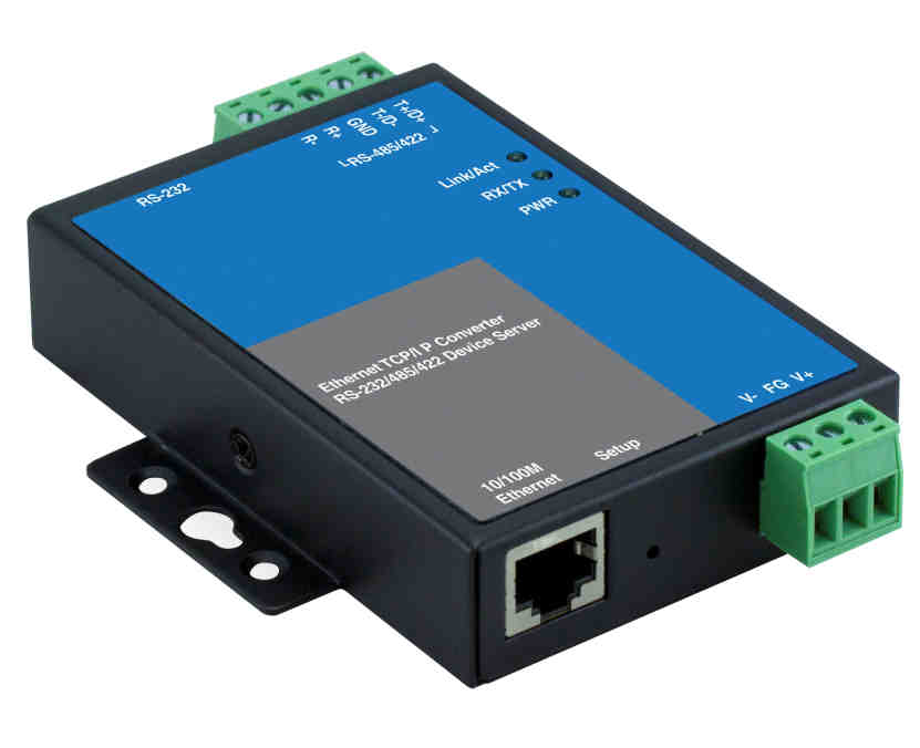 Case 3611 Ethernet to Serial Converter
